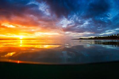 Sunset Playa Junquialla