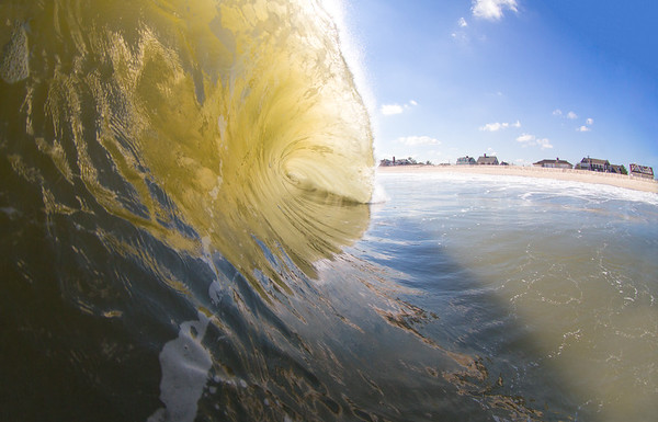 Surfing New Jersey